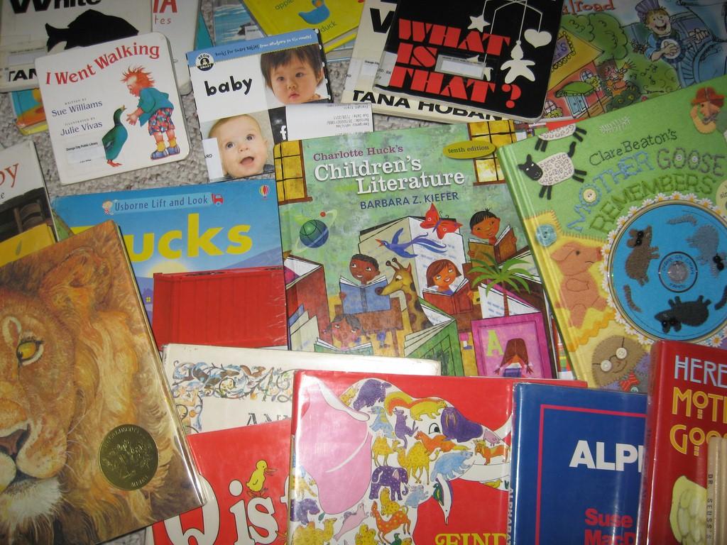 The golden age of children s literature authorvoices for Children s fish book