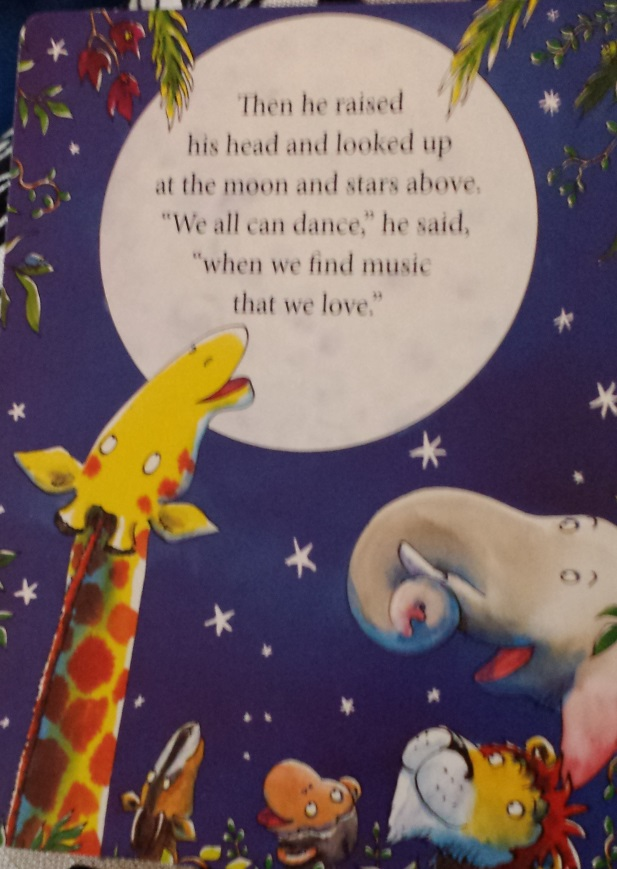 A Comprehensive Book Review on Giraffes Cant Dance