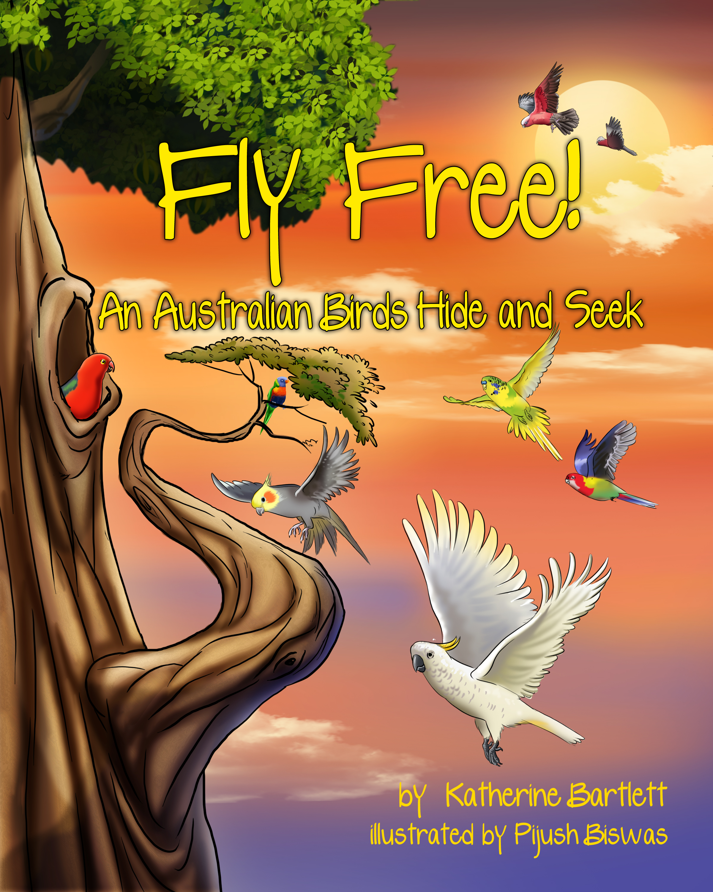 I am published with Animal Tales Press, the publishing company I own.
