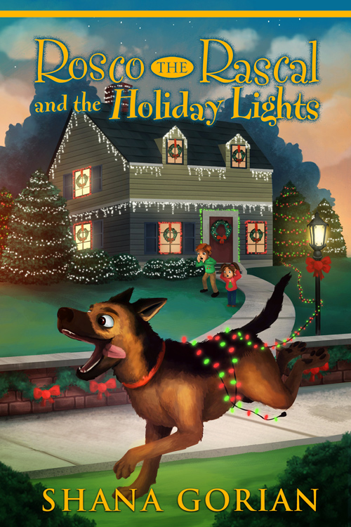 Rosco the Rascal and the Holiday Lights