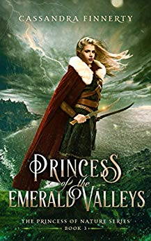 Princess of the Emerald Valleys