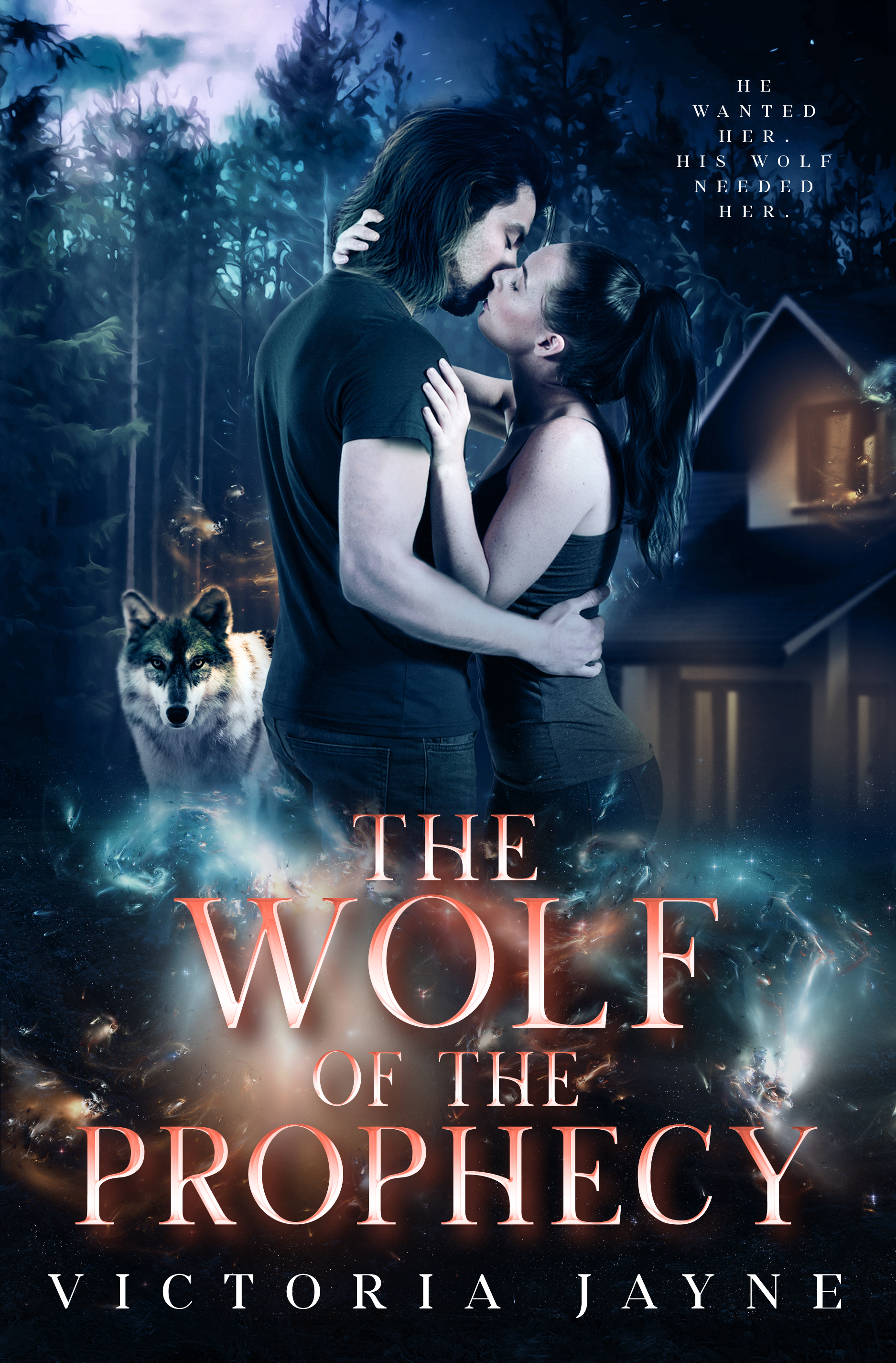 The Wolf of the Prophecy eBook