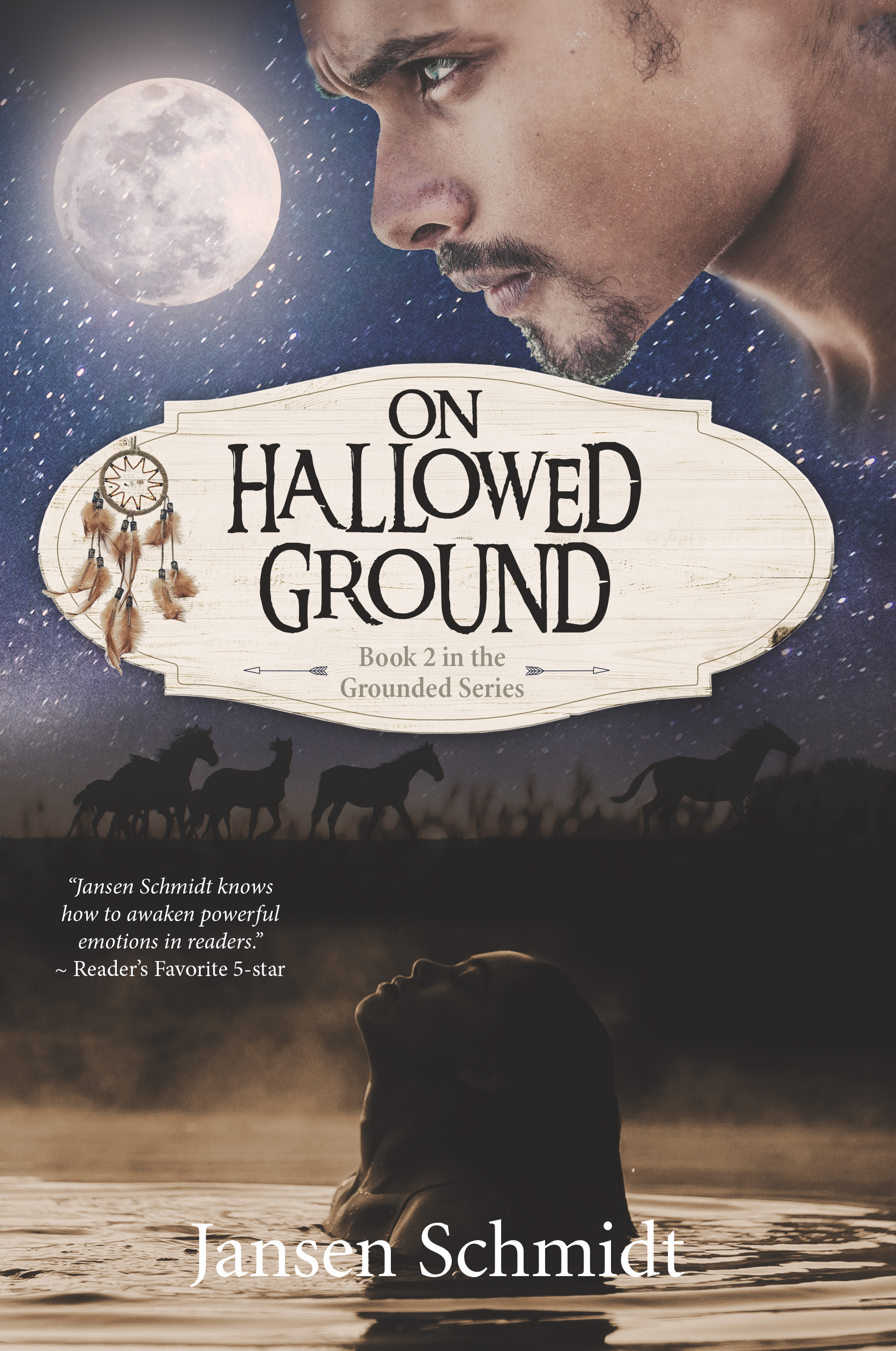 On Hallowed Ground - Book Two in the Grounded Series