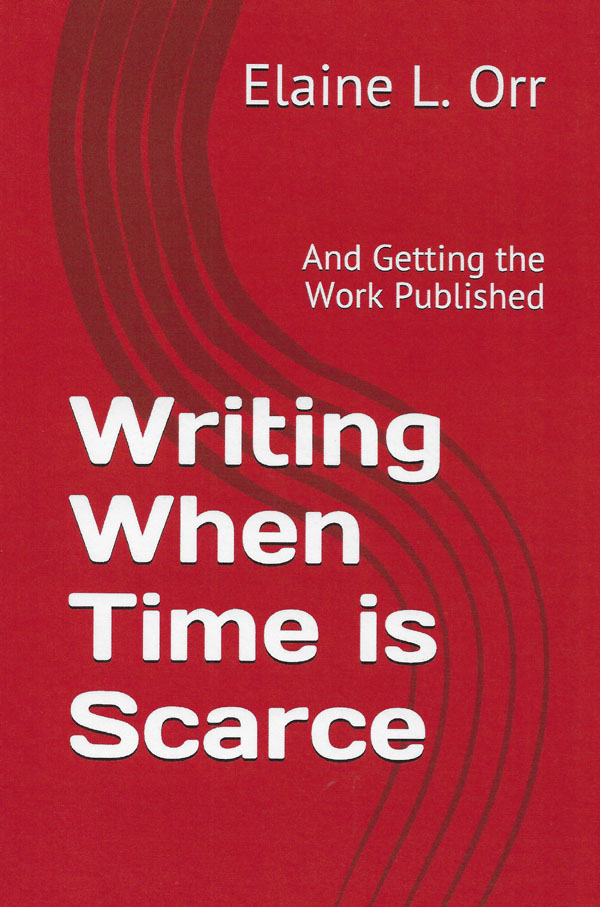 Writing When Time is Scarce and Getting the Work Published