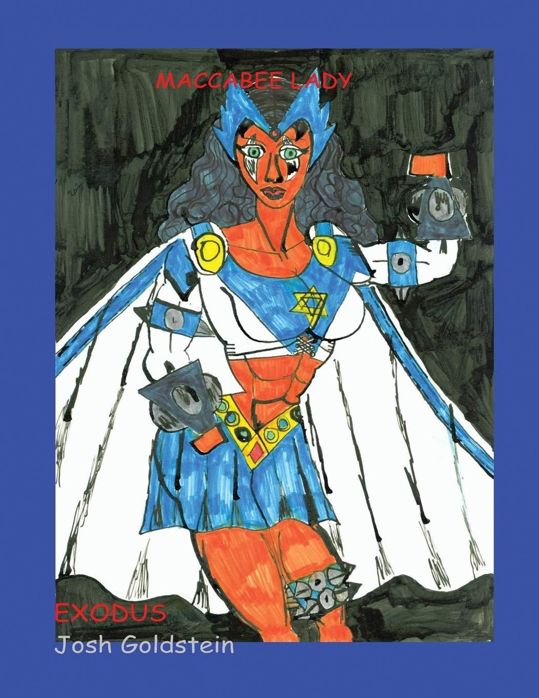 Maccabee Lady:Exodus